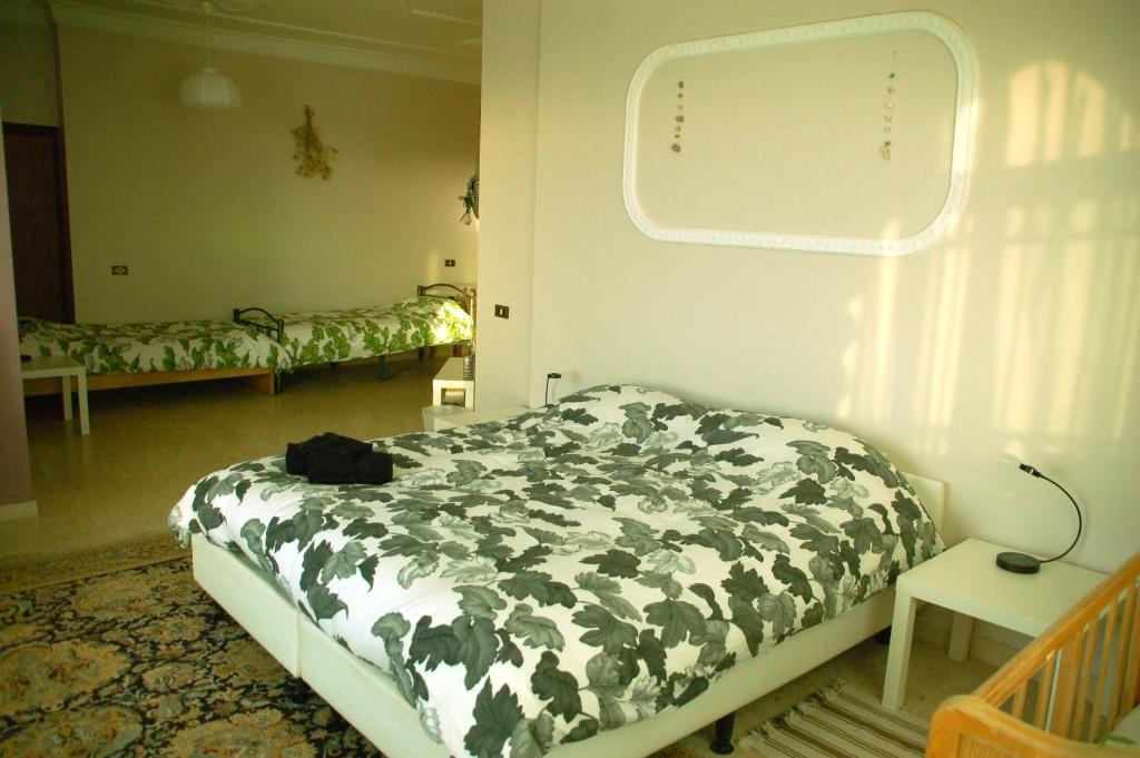 The Petra room: family room in B&B Petra Fig Tree Villa.