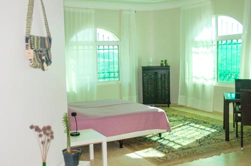 The Petra room in B&B Petra Fig Tree Villa.
