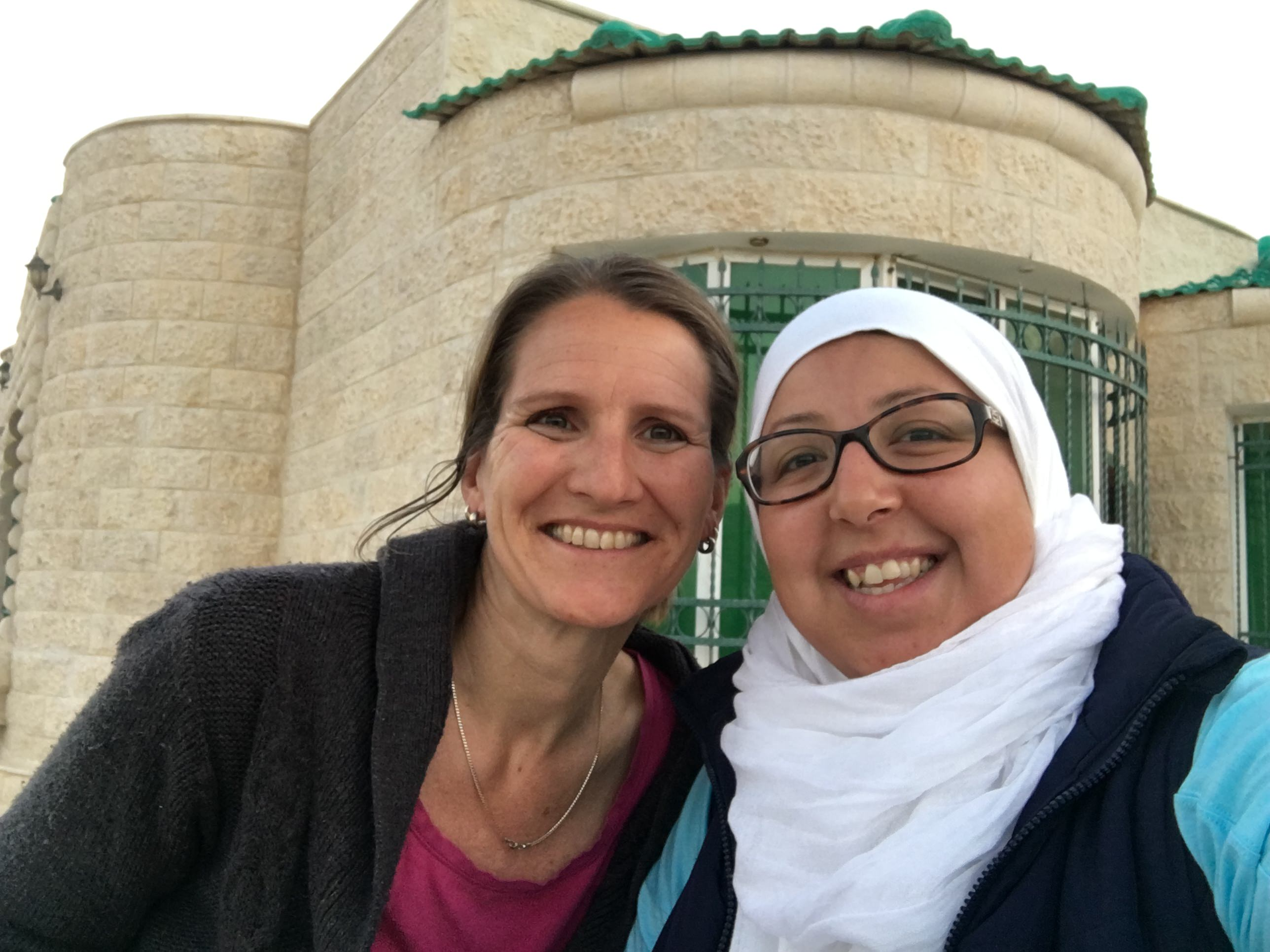 Guest of B&B Petra Fig Tree Villa Marwa El-Agroudy
