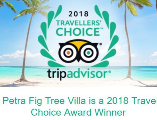 Top 25 B&Bs and Inns — Middle East Travellers' Choice award