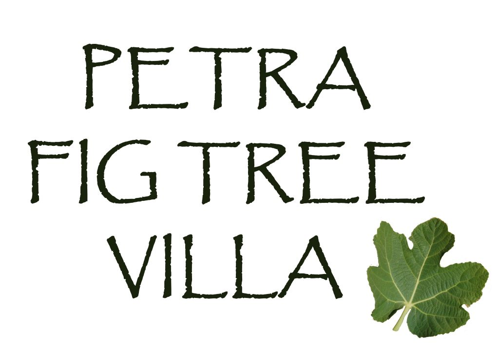 Logo B&B Petra Fig Tree Villa