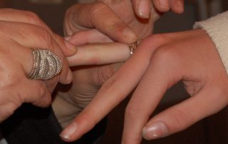 Make your own silver ring in the Nabataean Ladies workshop in Wadi Musa|Petra