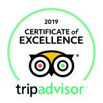 2019 Certificate of Excellence B&B Petra Fig Tree Villa