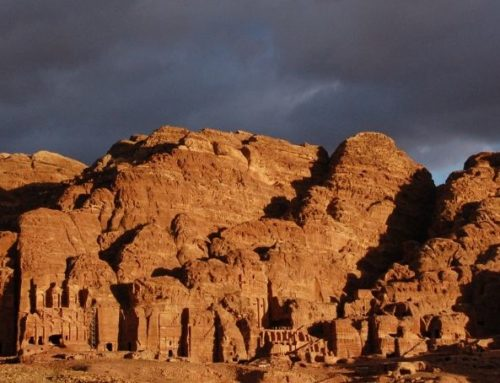 A visit to Petra, one of the new Wonders of the World