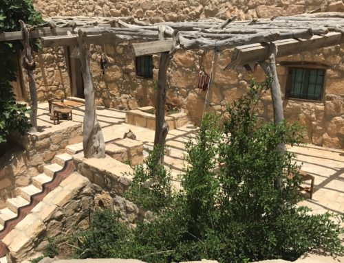 A new opportunity to stay in Petra; Beit al Taybeh