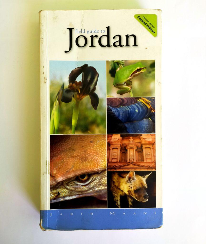 Book Field Guide to Jordan