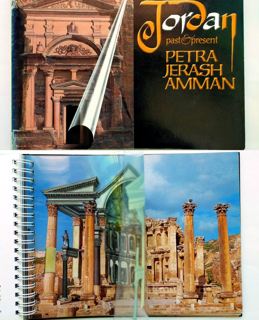 Book Jordan Past and Present