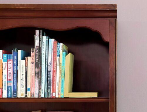 Books to prepare your visit to Jordan