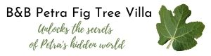 B&B Petra Fig Tree Villa Logo